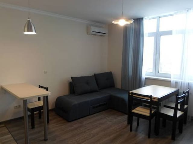New apartment in quiet place near park