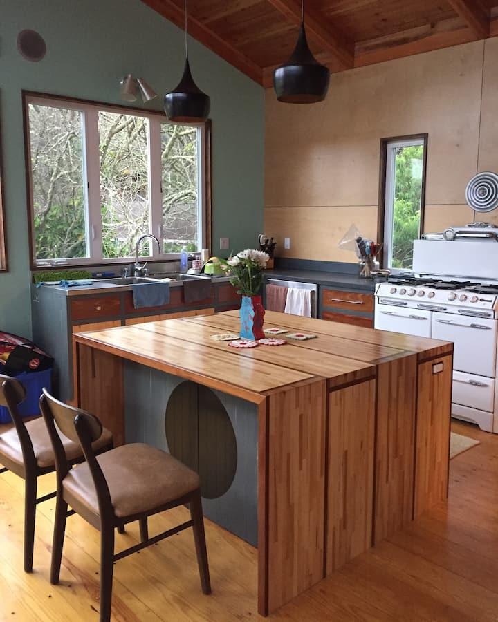 Custom Modern Waimea Hawaii Home