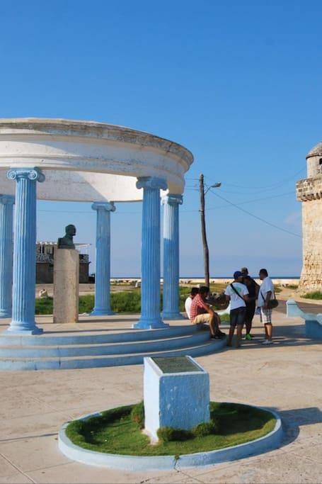 Cojimar Town