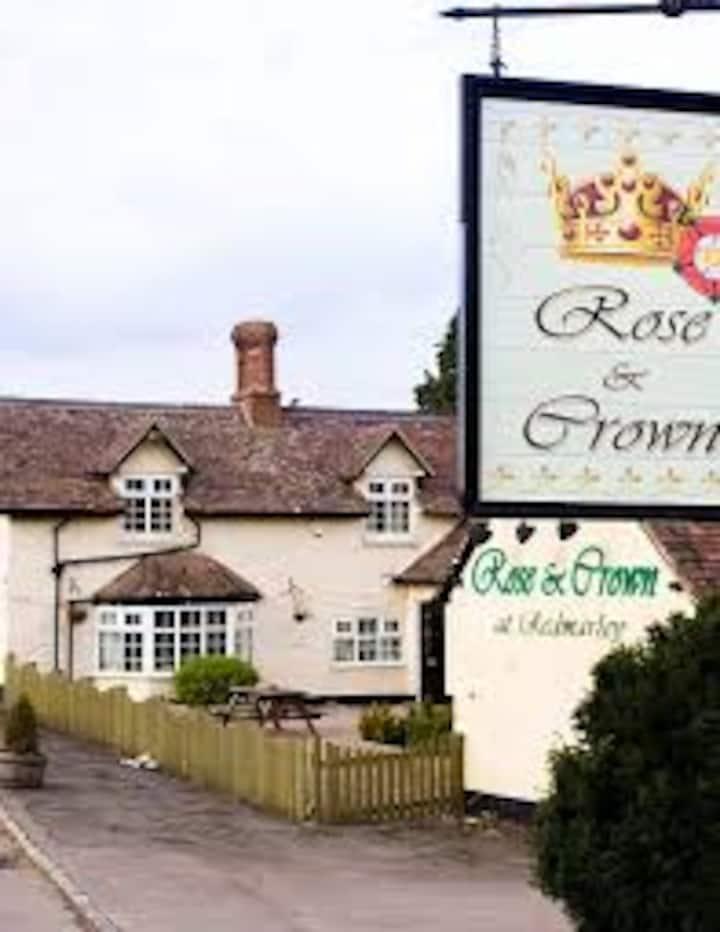 Traditional  Country Pub (Room 3)