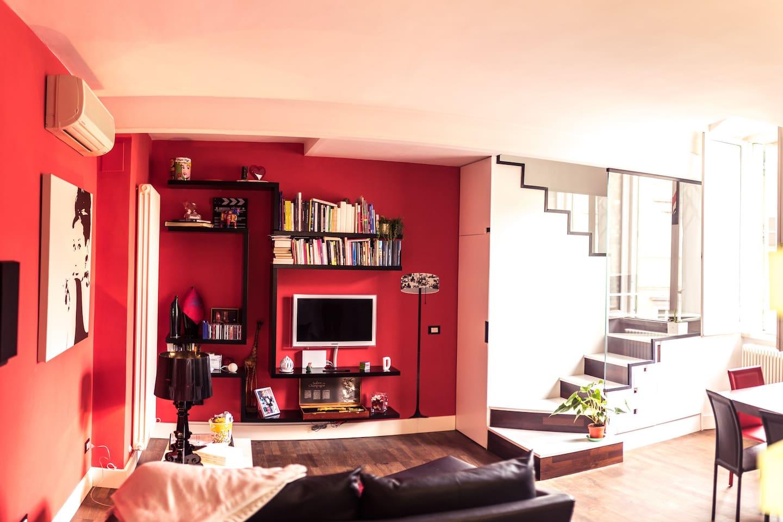 Living room | Lower Floor