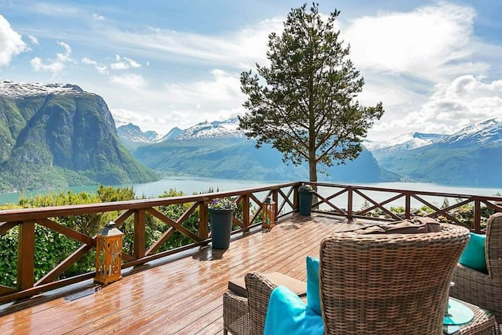 4 star holiday home in Valldal