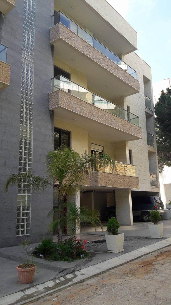 Bacha building second floor