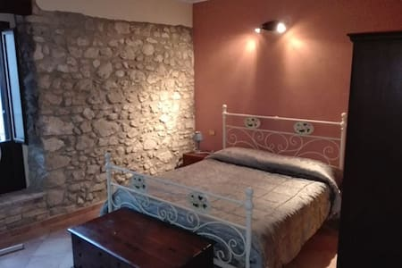 Piccolo appartamento caratteristico in borgo - Vittorito - Rumah