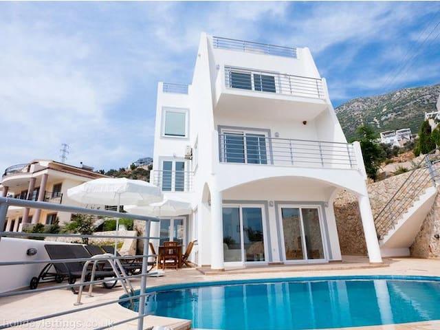 Villa Aysegul, Kalkan - Antalya - Hus