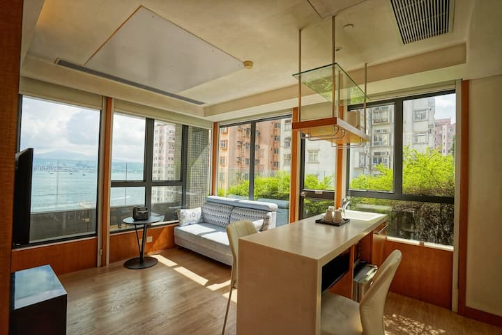 One Bedroom Serviced Apartment with Balcony