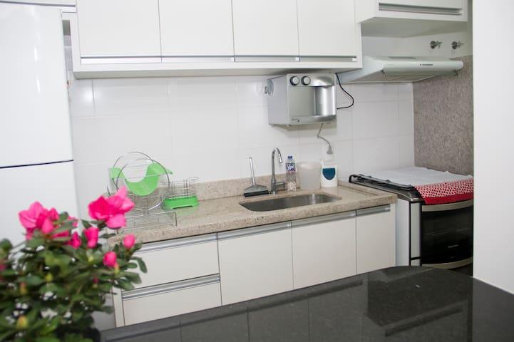 Apartamento-Setor Bueno-Goiânia