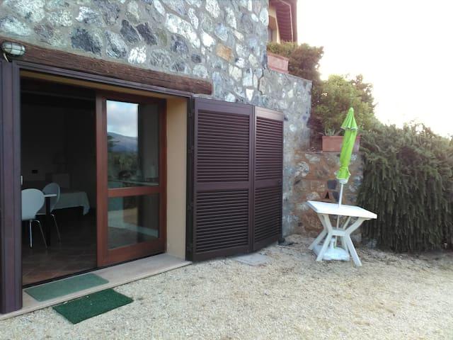 Great countryside apartment, Rio Elba, Elba island