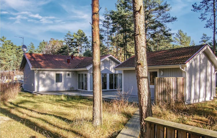 Holiday cottage with 3 bedrooms on 100m² in Yngsjö