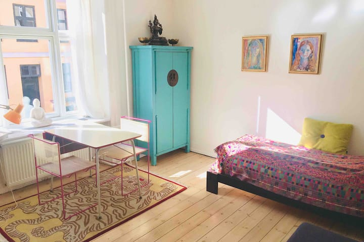 Cosy Apartment in the Heart of Christianshavn