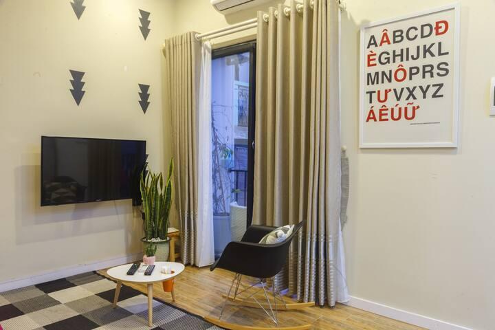 LovelyStudio in the center of Hanoi - Hanói - Apartamento