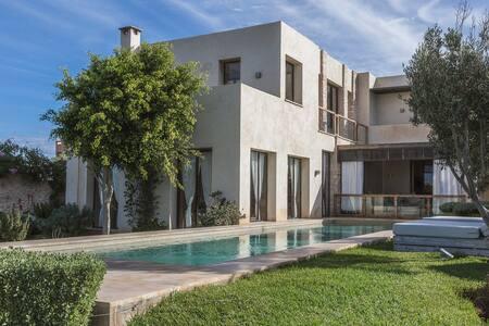 Maison à Essaouira avec piscine - Essaouira - Dom