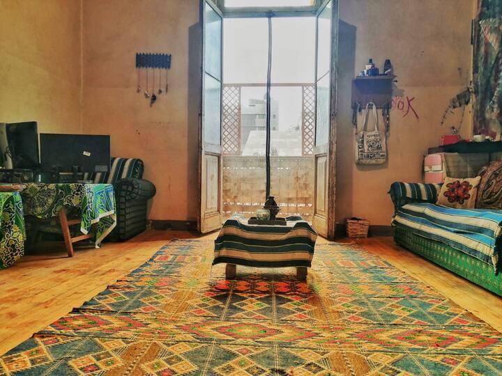 Single room - Good vibes!