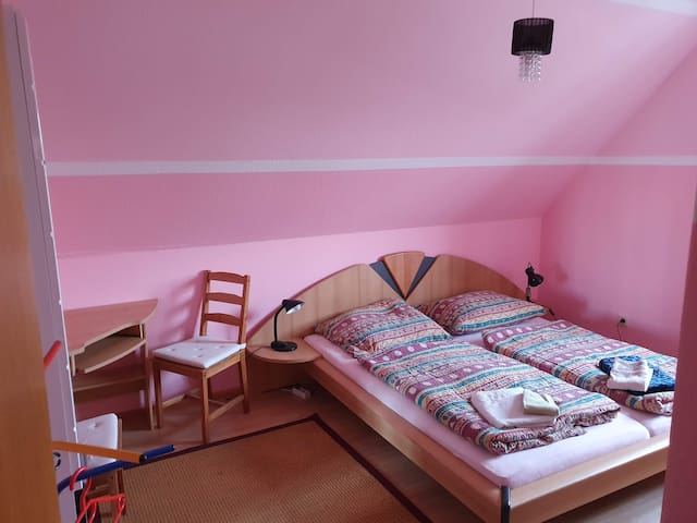 ### Villa Blue Deluxe Doppelzimmer ###