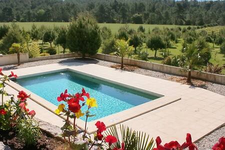 Gite with private garden and pool - Mormoiron - Casa