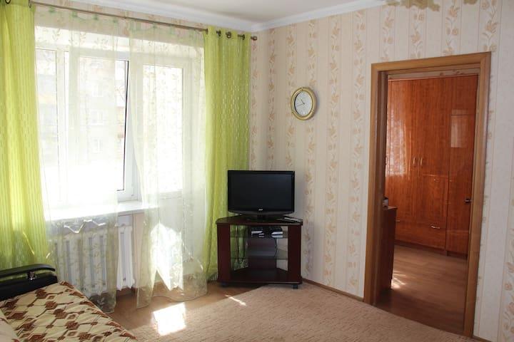 Уютная квартира недалеко от вокзала - Kaluga