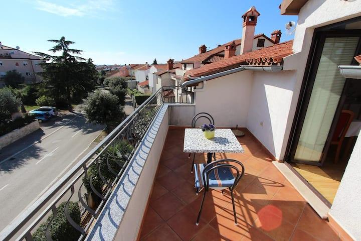 DUJMOVIC Studio with Balcony