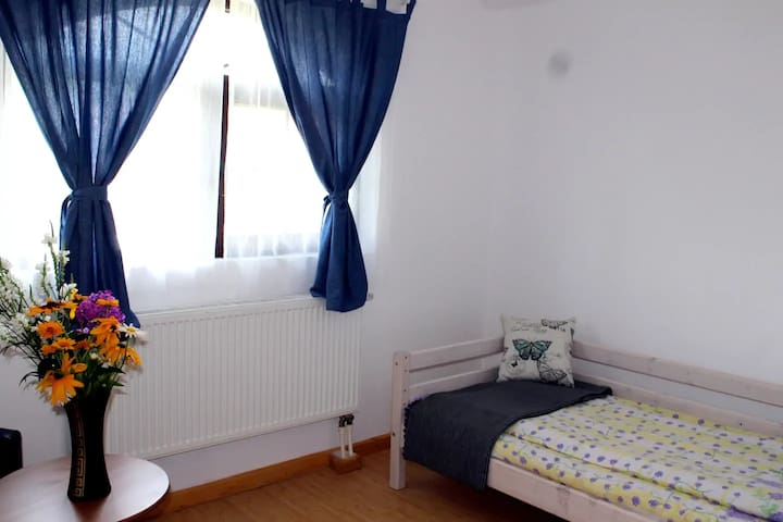 Single room inside Anuta's house