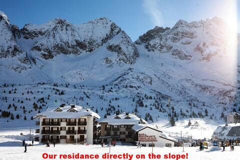 La Tonalina Ski & Bike Apartment
