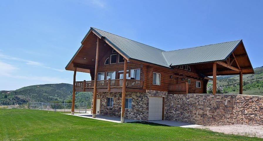 Beau Soleil at Bear Lake - Now with Air Conditioning!!!