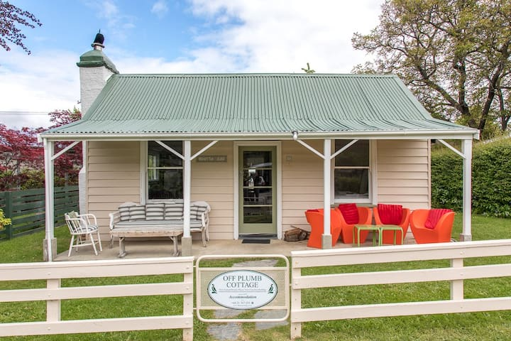 Off Plumb- Arr♡wtown HIstoric, charming cottage