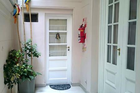 Habitación Individual - Baño privado interno - Buenos Aires