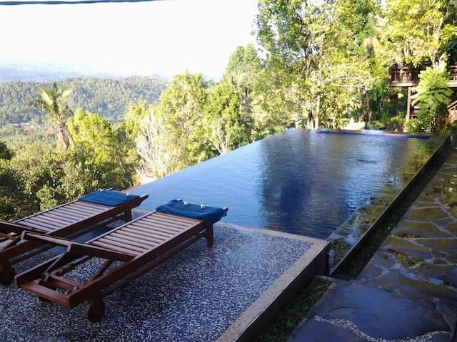 Incredible Mountain View Homestay-Bali Rahayu#1