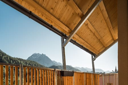 Holiday Home ChasaFilli Scuol for 2 - Scuol - อพาร์ทเมนท์
