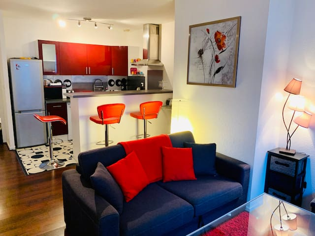 T2 cosy - Apartment in the city center