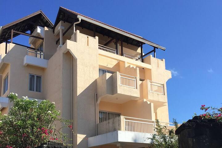 海滩别墅MONT CHOISY A1 - Trou-aux-Biches - Apartment
