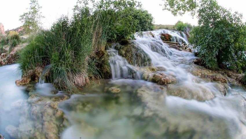 Decenas de cascadas naturales que sorprenden por su belleza