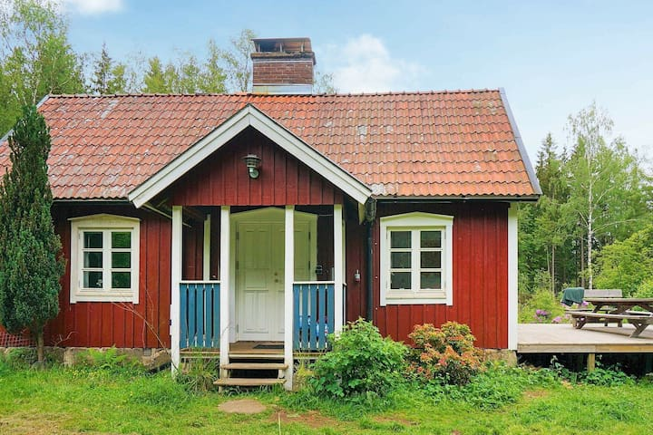4 person holiday home in STRÖMSNÄSBRUK