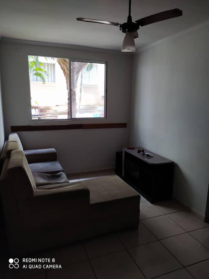 Apartamento 1 dormitório- Ribeirão Preto- Sp
