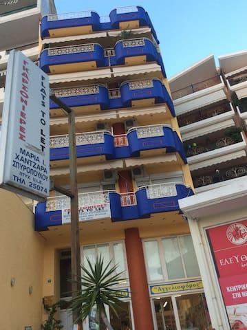 FLATSTOLET  IGOUMENÍTSA CENTRE CITY - Ηγουμενίτσα - Apartamento
