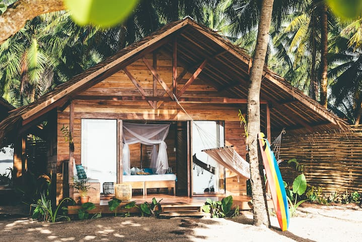 Soultribe Beach front Cabanas