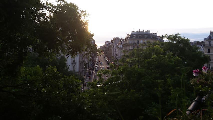 CHAMBRE PRIVEE  Quartier Mouffetard 5ème