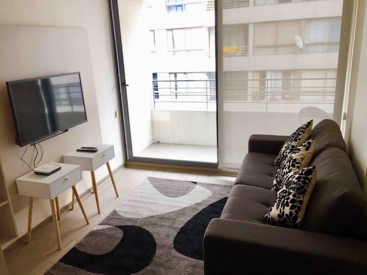 Apartamento Luxo Santiago Centro
