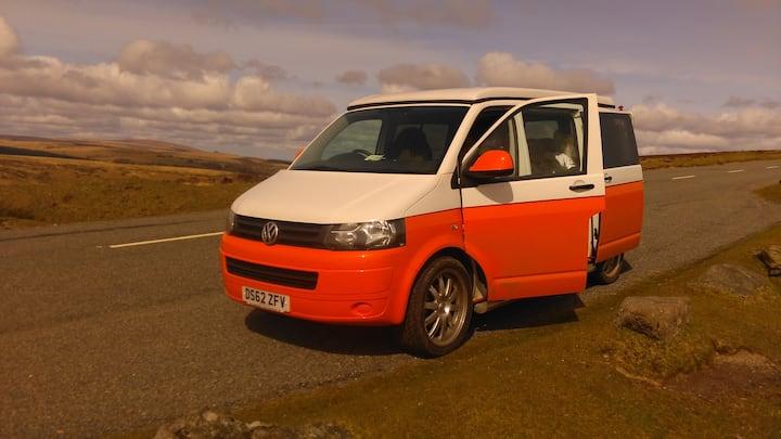 VW Transporter Campervan Conversion for Hire