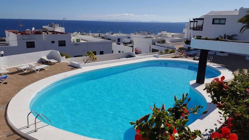 125. Apartamento en el centro Puerto del Carmen.