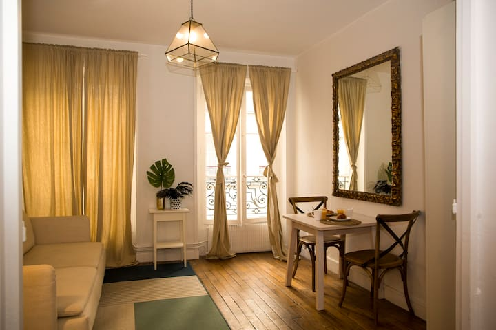 ONE BEDROOM IN MARAIS ( local comercial)
