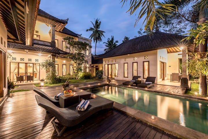 库布阿贡别墅 (Villa Kubu Agung)