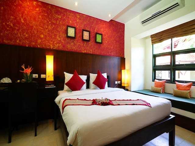 Baan Khaolak Beach Resort - Takua Pa District - Bed & Breakfast