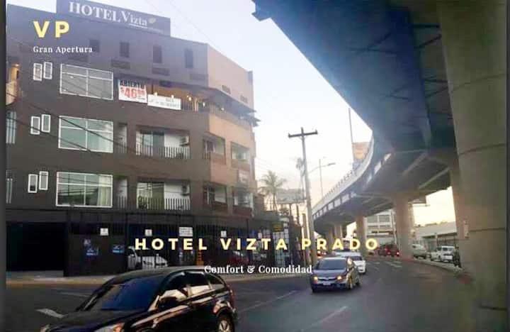 Hotel Vizta Prado Tegucigalpa Honduras