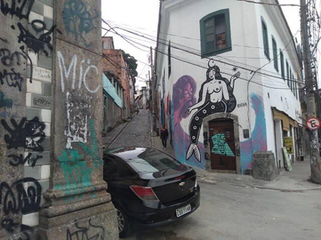 Providencia, Gamboa