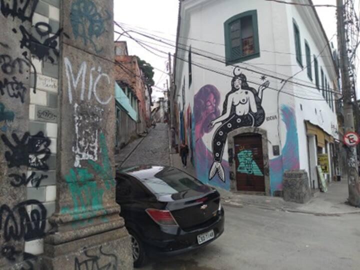 Providência, Gamboa. Rio de Janeiro