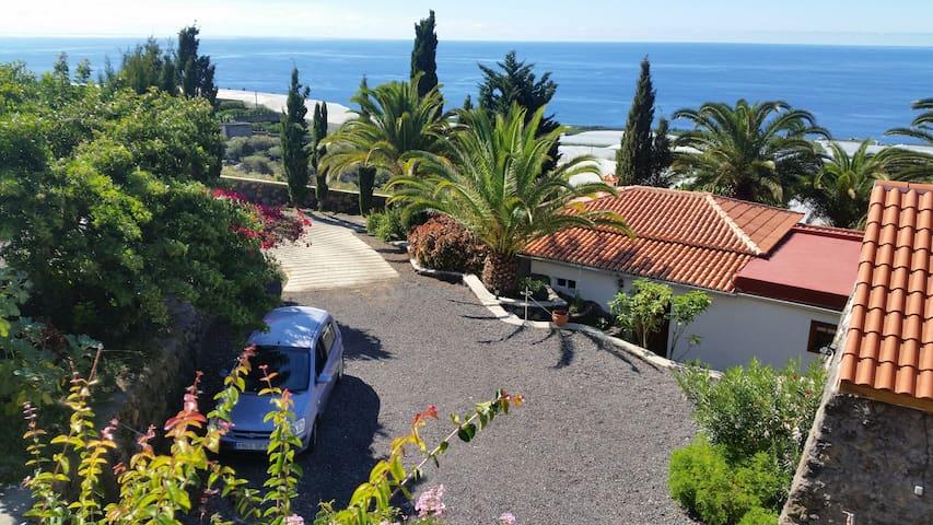 Finca Leon auf La Palma - Los Llanos - Rumah