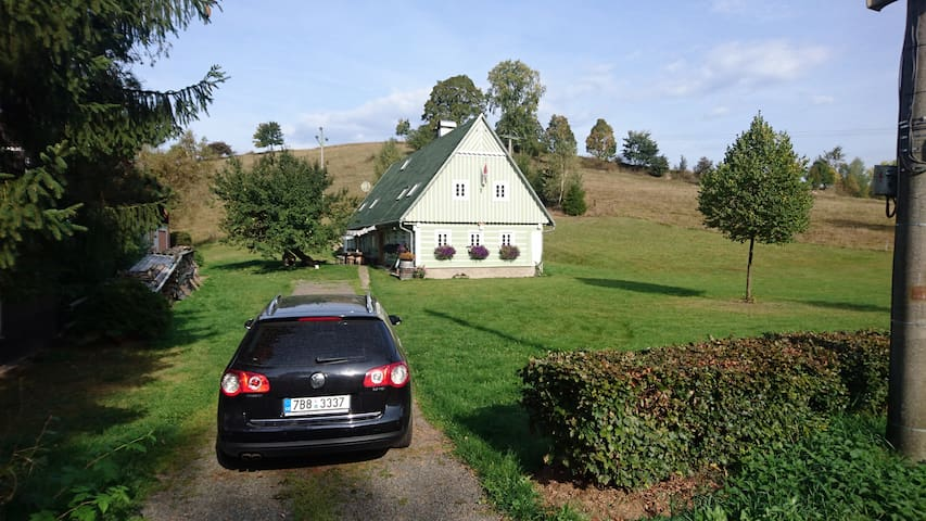 Chalupa Aida Ádr - Teplice nad Metují - Alpstuga