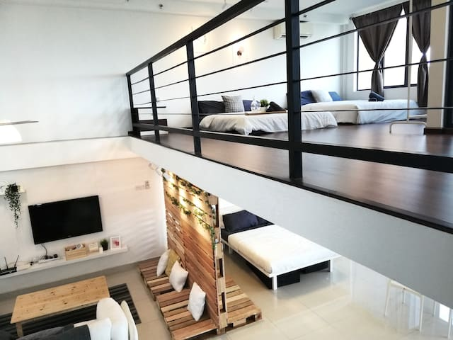 Subang Muji Style Apartment I Within 8 Min Sunway