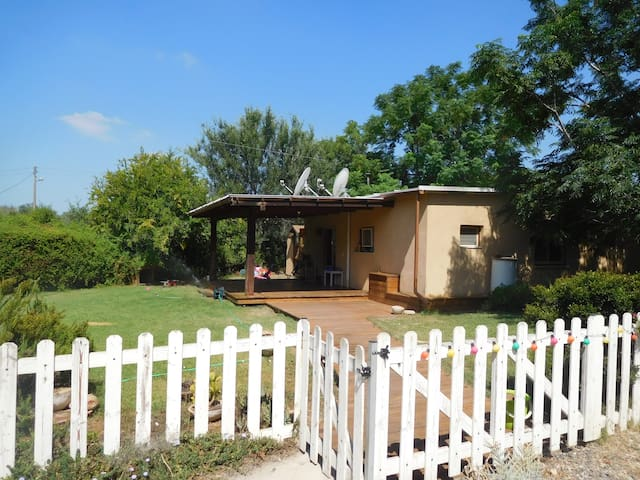 3 bedroom house in beautiful countryside of Amikam - Amikam - Huis