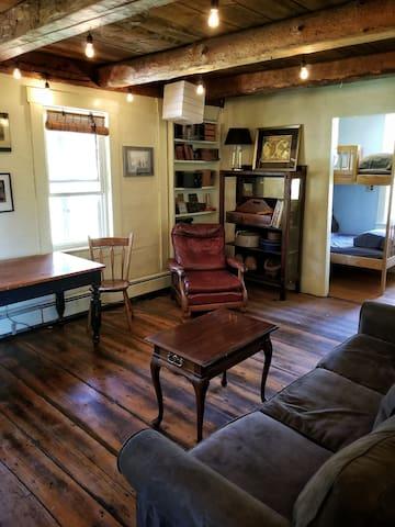 Living Room/ Bunk Beds